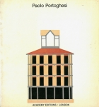 Paolo Portoghesi: Projects and Drawings 1949-1979 | パオロ・ポルトゲージ