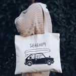 トートバッグ Sea&Him | オカタオカ