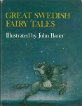 Great Swedish Fairy Tales | John Bauer ヨン・バウエル
