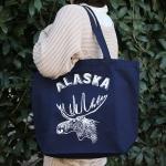 Paint&Supply トートバッグ Alaska ネイビー